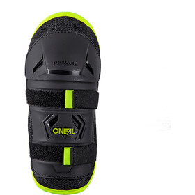 O'Neal Peewee Knee Guards Kids neon yellow